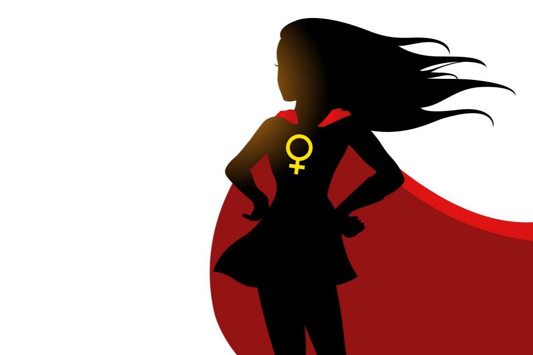 Inspiring Women: Mom in Chief