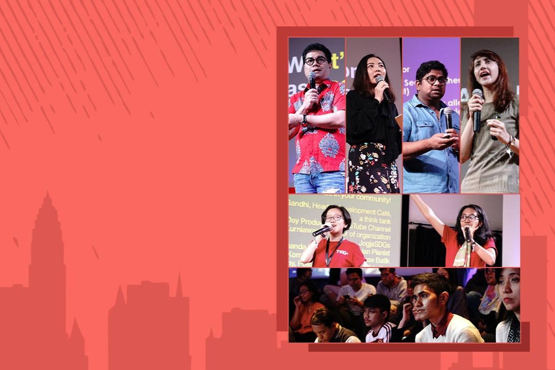 TEDxYouth@SPH Break The Ice