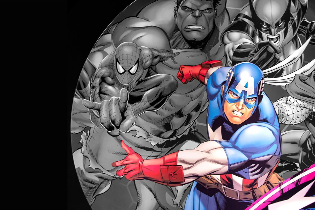 Marvel Comics Artists: Behind the Ink