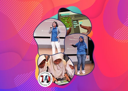Let`s Code for Social Change-Program Launch: Be A Digital Heroine