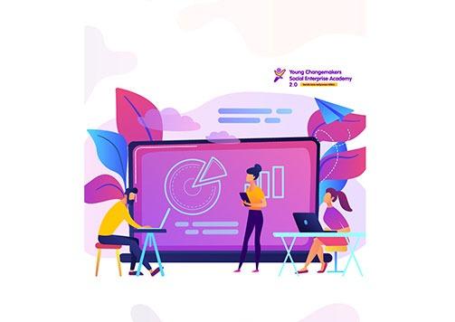 Young Changemakers Social Enterprise Academy 2.0: Female Socio-techpreneur Edition