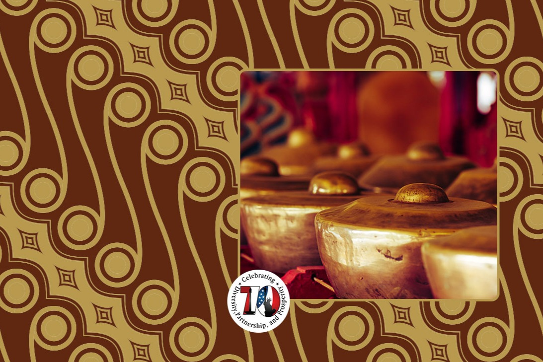 Celebrating 70 years of U.S.-Indonesian partnership through Gamelan!