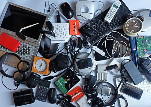 Broken isn`t Dead: Recycle your E-Waste!