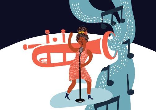 Tribute@america: Ladies in Blues