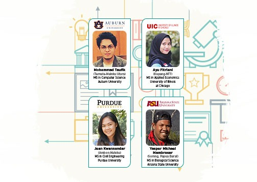 AMA (Ask Me Anything) with the U.S. Universities Incoming Students: A Message from Eastern Indonesia