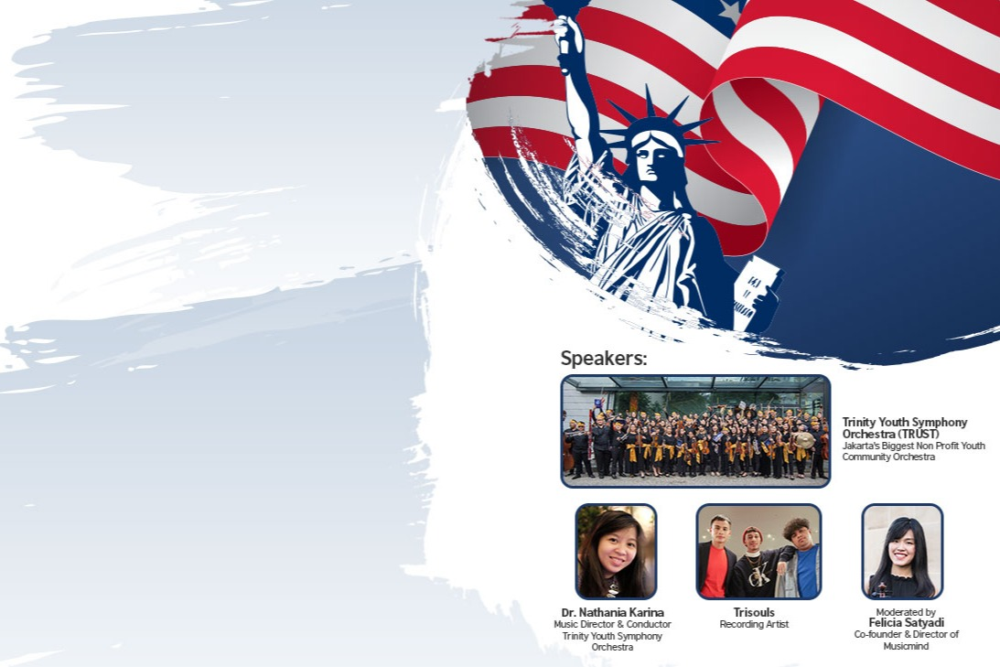 #AtHome Virtual Orchestra - Star Spangled Banner