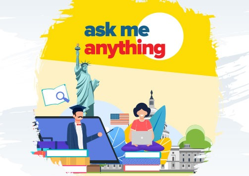 AMA (Ask Me Anything) with EducationUSA @america: How to Get Into U.S. Universities
