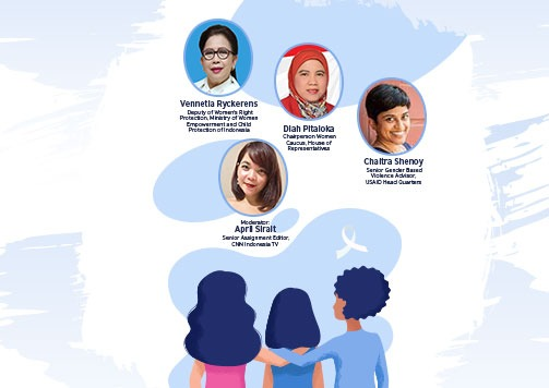 Ending Violence Against Indonesian Women and Girls Through Strong Policies