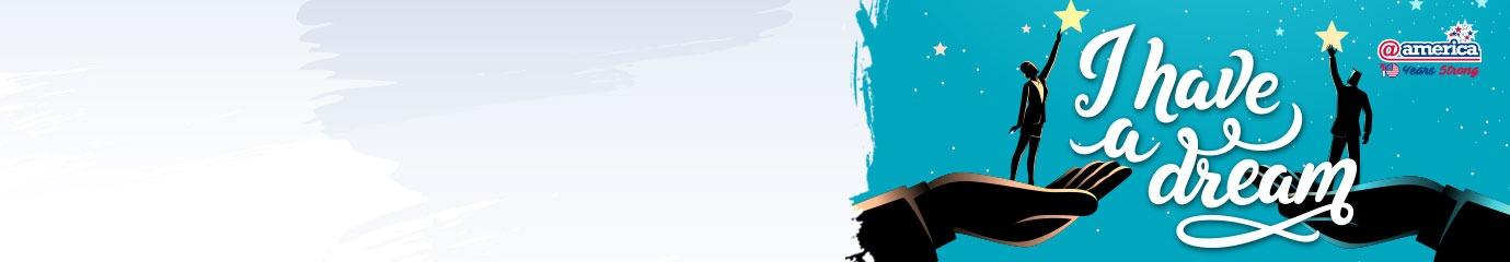 10th Anniversary #IHaveADream Activation