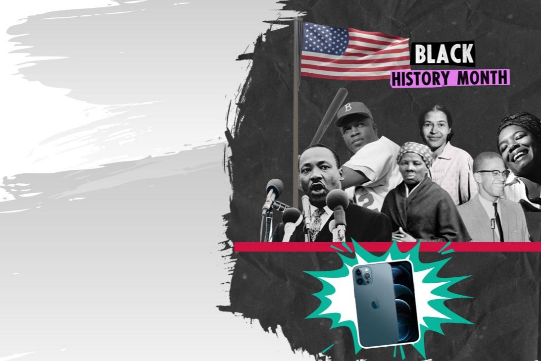 Black History Month #BHMExpress