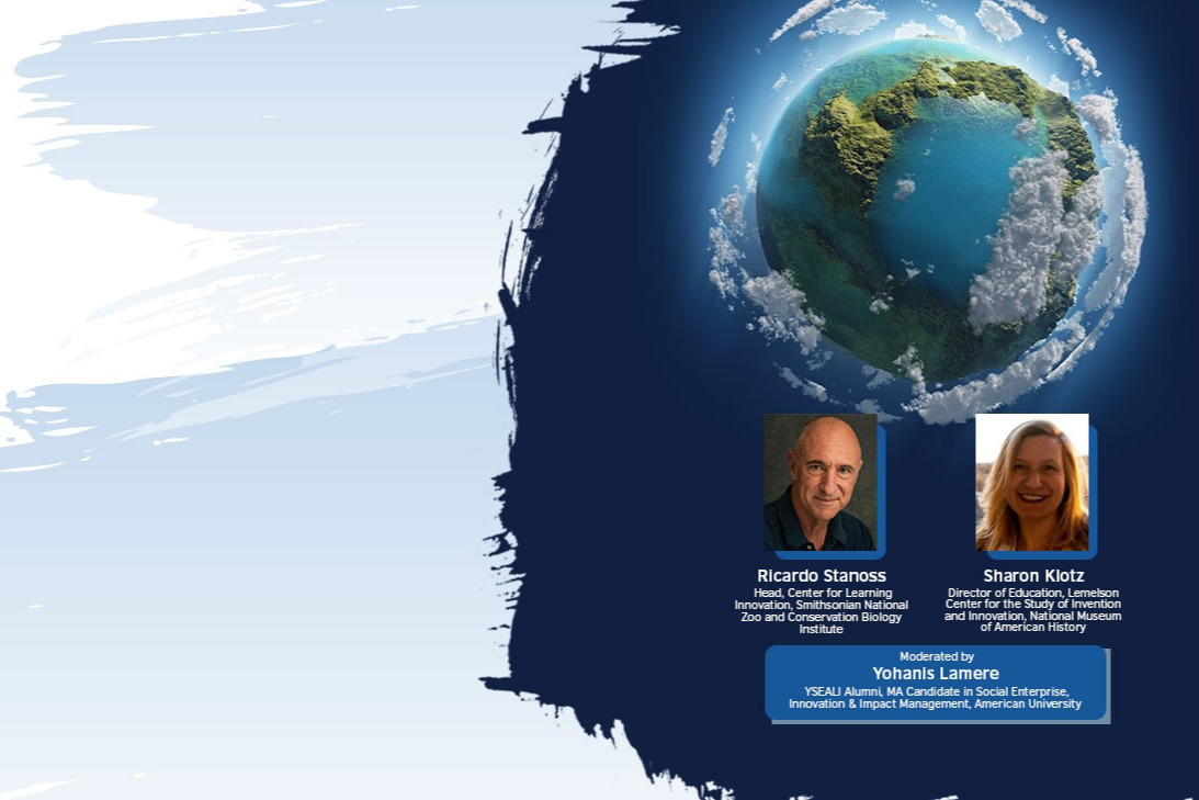 Earth Optimism for Educators: Earth Optimism Educational Series Building Conservation Capacity