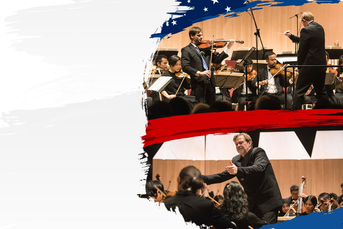 U.S. Independence Day: Orchestra for the Nation
