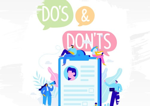 CVs/Resumes and Letters of Recommendation for U.S. University Applications: Do's and Don'ts