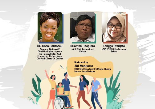 Inclusion 101: Exchange Programs - Enhancing Political Experiences for Youth With Disabilities