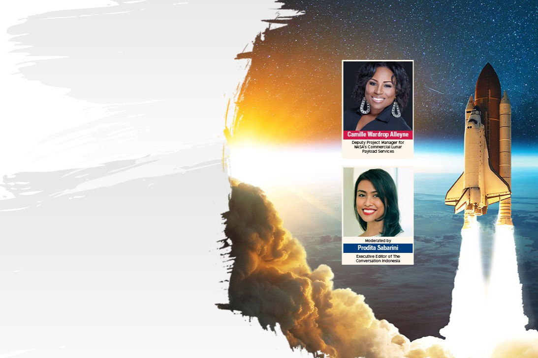 Finding Your Own Space: Women Astronauts and Space Scientists